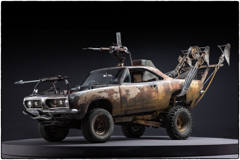 Before the Dirt: Mad Max: Fury Road