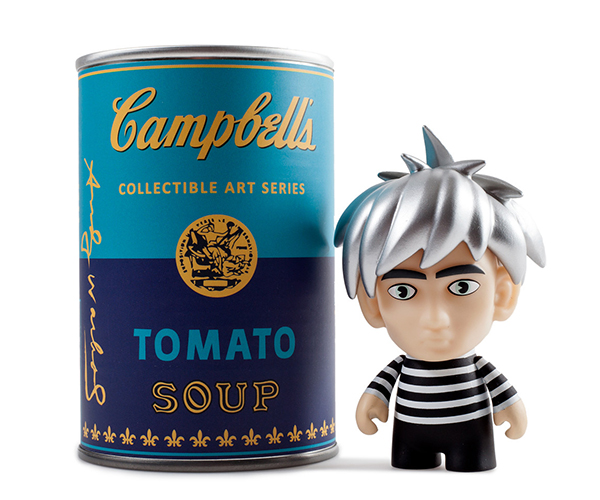 Andy Warhol Mystery Can Minis