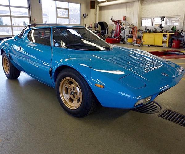 Driven: Lancia Stratos Stradale
