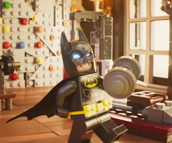 LEGO Batman: Gotham Cribs
