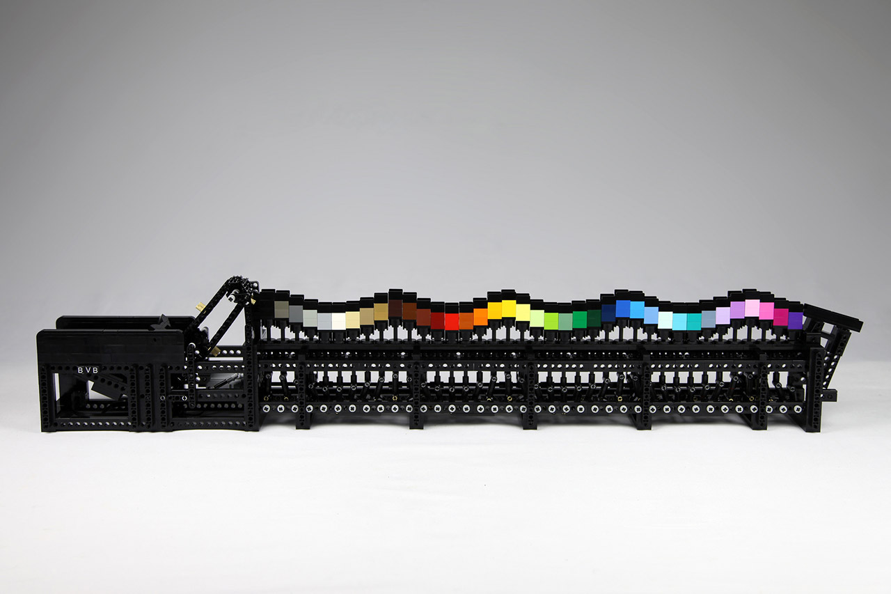 LEGO Rainbow Machine