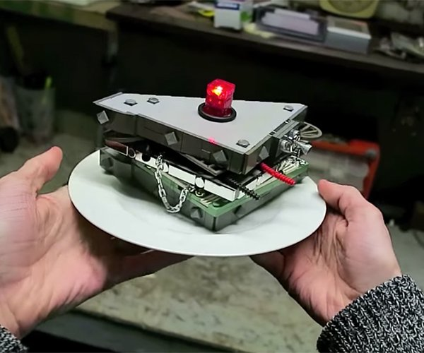 LEGO Team Fortress 2 Robo-Sandvich