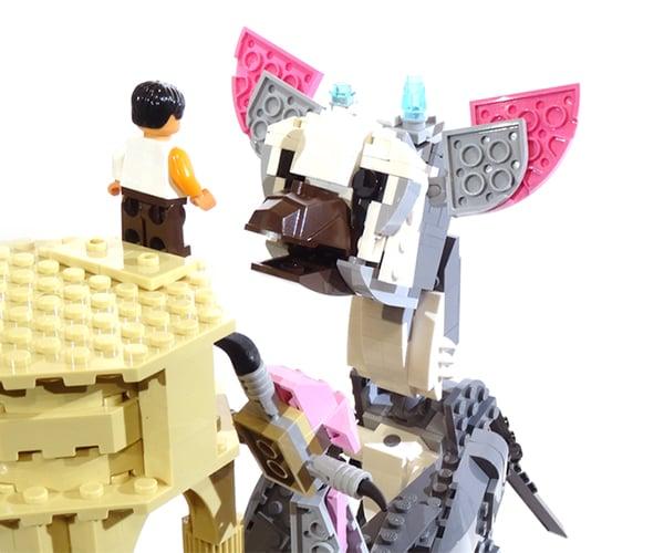 LEGO Trico the Last Guardian Concept