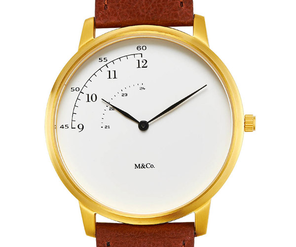 M&Co. Pie Watch