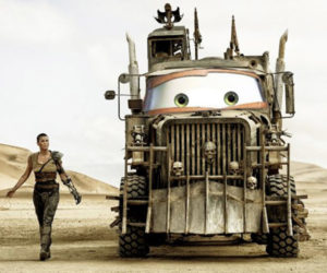 Mad Max: Pixar Road