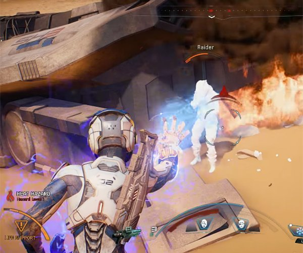 Mass Effect: Andromeda (Gameplay 3)