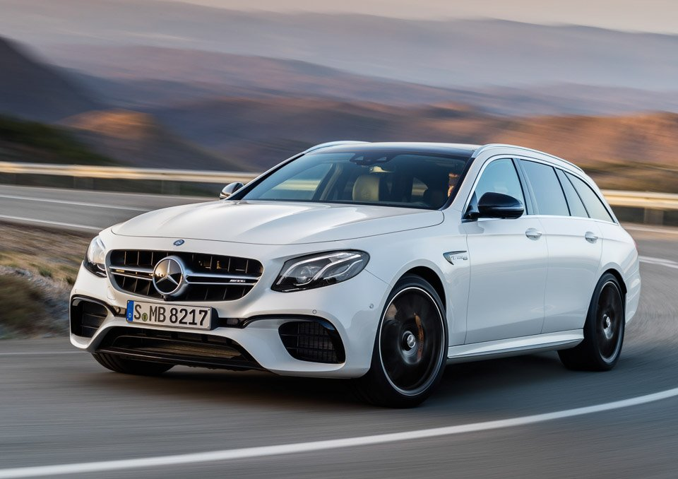 2018 Mercedes-AMG E63 S Wagon - The Awesomer