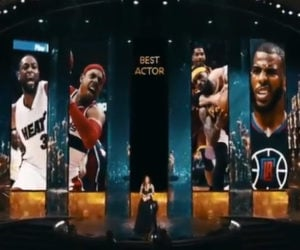 The NBA's Best Actor Award
