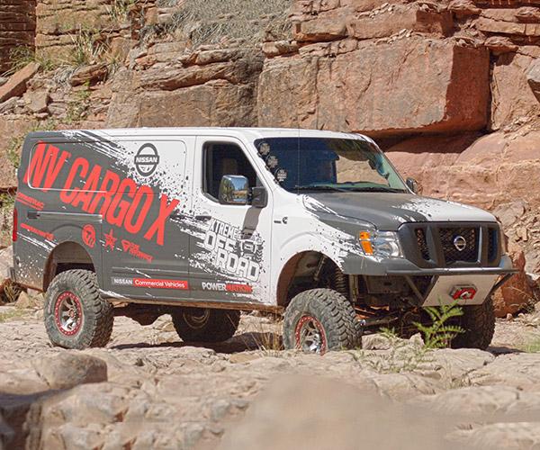 Nissan NV CARGO X Van