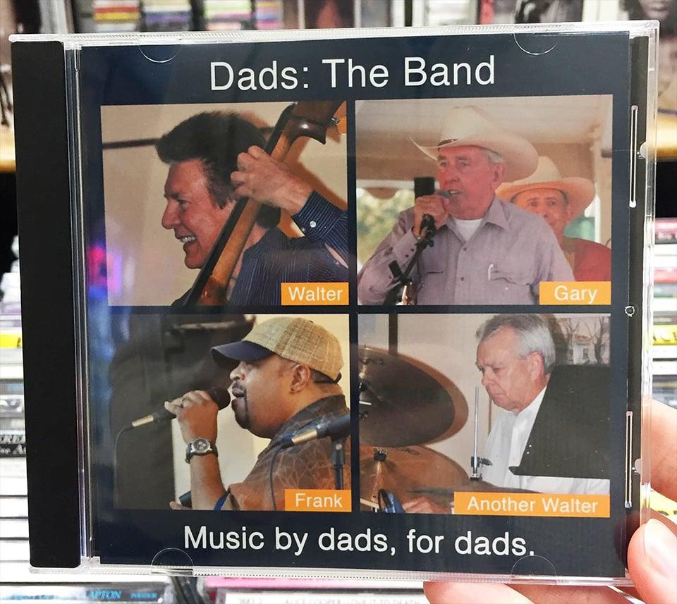 Fake CD Covers