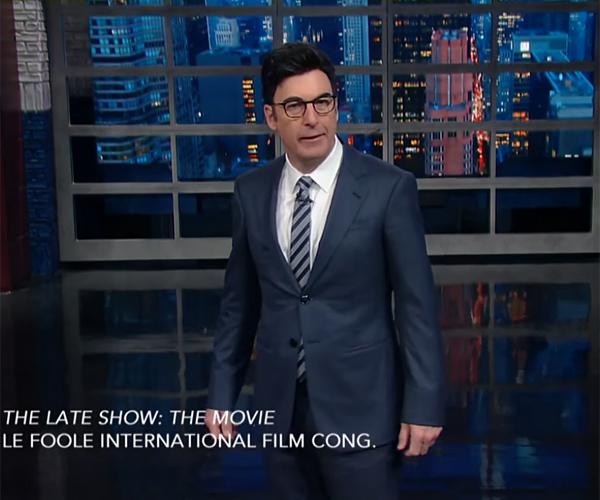 Odenkirk as Colbert as Odenkirk