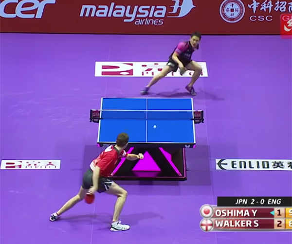 Ozzy Man: Best of Ping Pong 2016