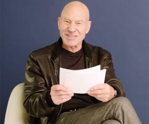 Patrick Stewart: Monument Reviews