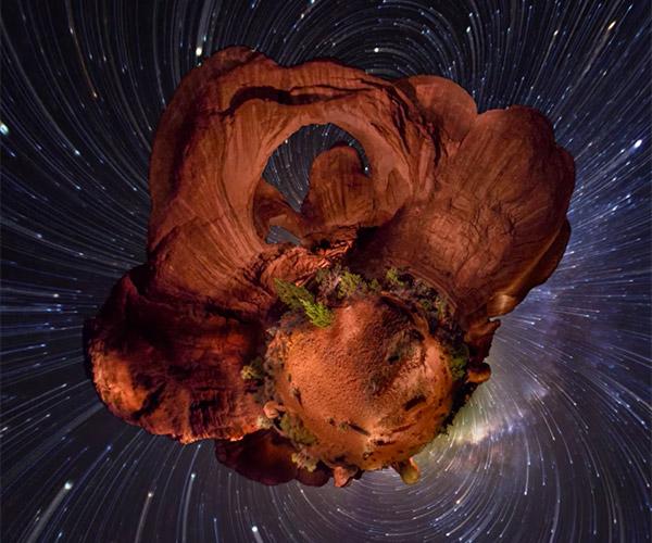 Planetary Panoramas 4K