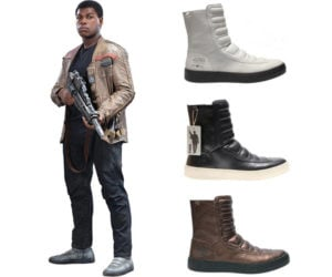 Po-Zu x Star Wars Shoes
