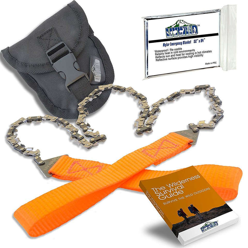 LivWild Pocket Chainsaw