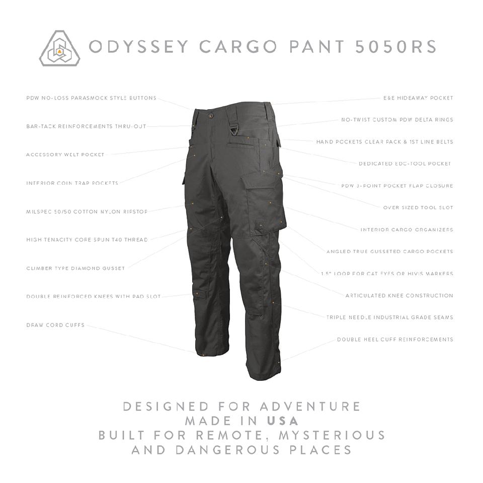 Prometheus Odyssey Cargo Pant