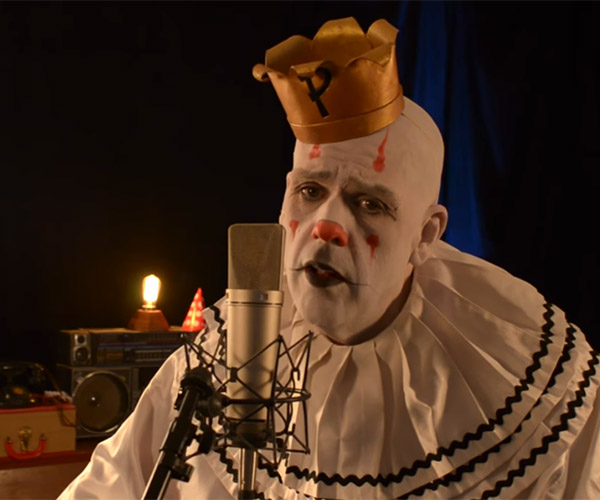 Puddles Pity Party: Crying