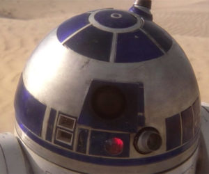R2-D2 with a Voice