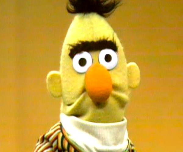 Sad Sesame Street
