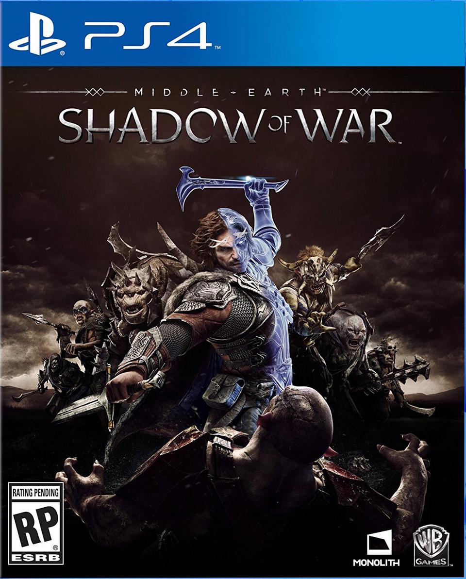 Shadow of War (Trailer)
