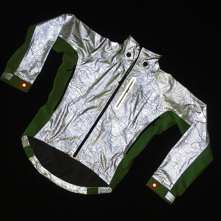 Showers Pass Hi-Vis Torch Jacket