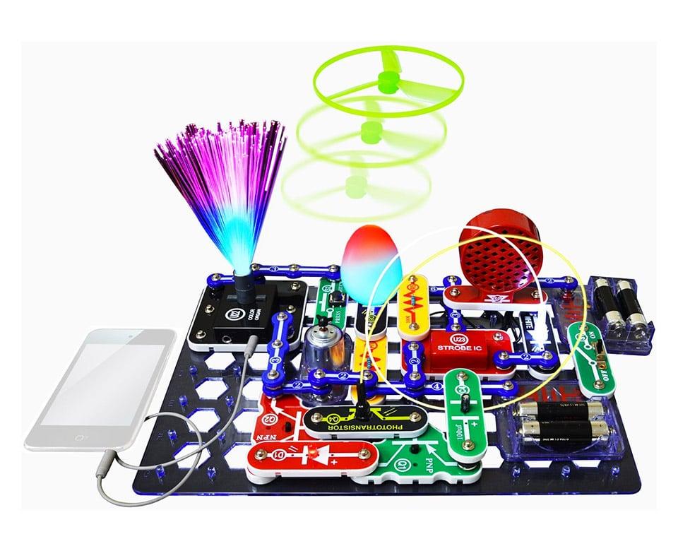 Snap Circuits Electronics Kits