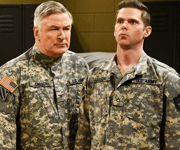 SNL: Drill Sergeant