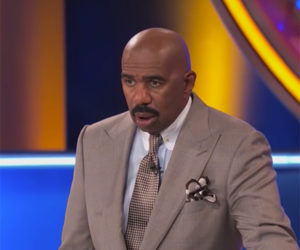 Steve Harvey Hates Family Feud