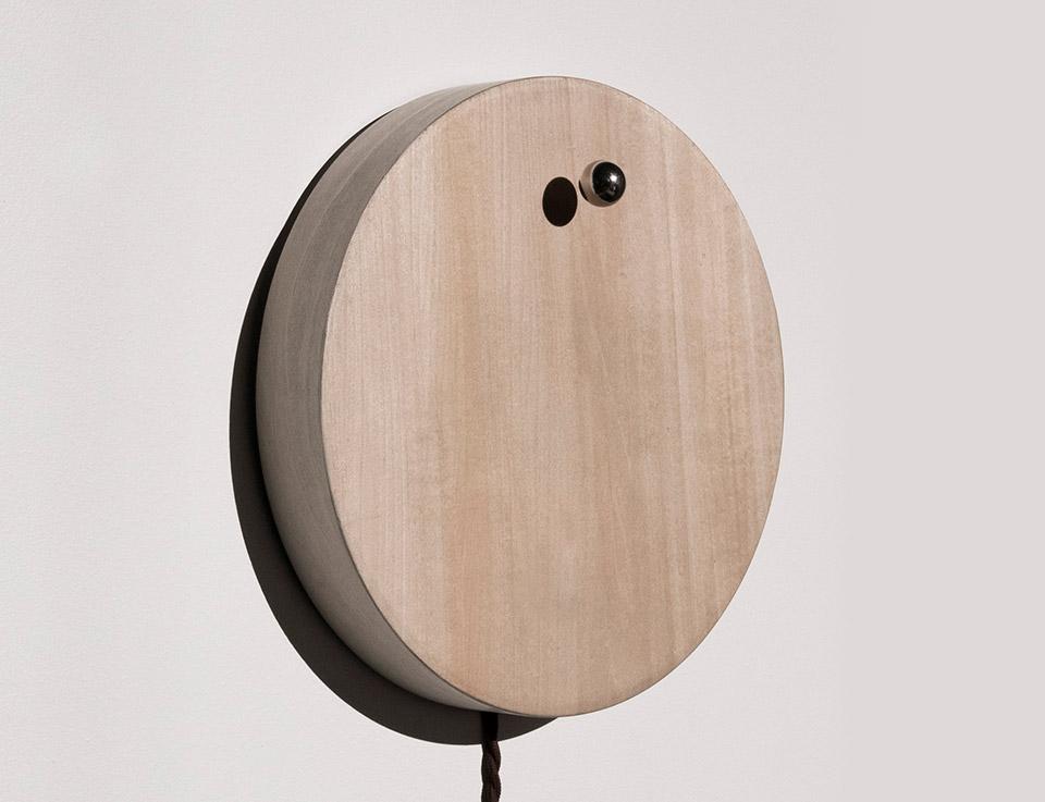 Story Levitating Clock