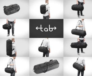 TAB: The Adjustable Bag