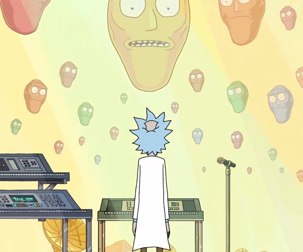 The Philosophy of Get Schwifty