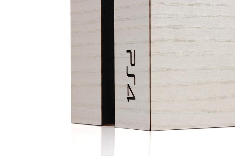 TOAST Playstation 4 Wood Skins