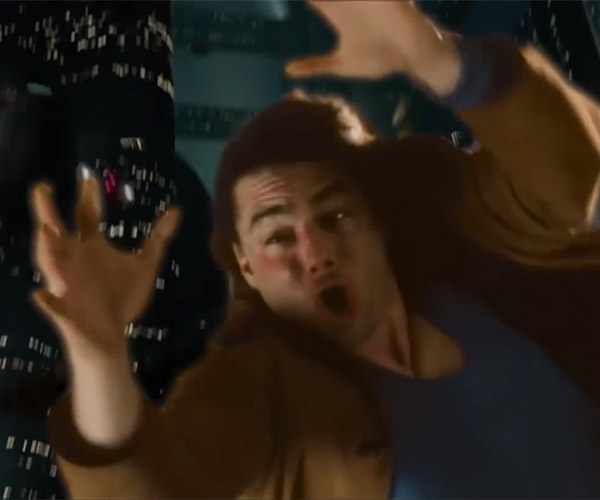 Tom Cruise Falling
