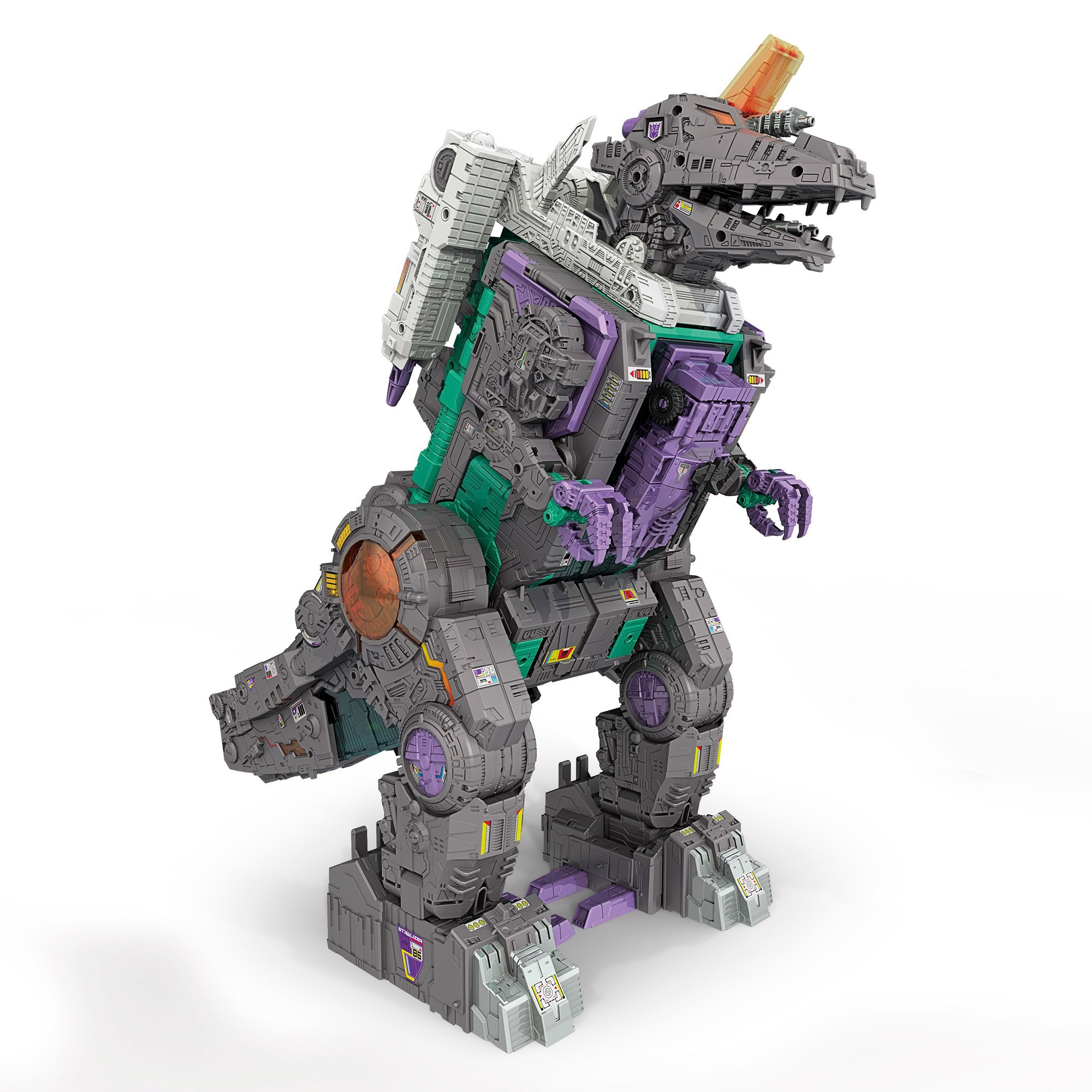 Transformers Trypticon T-Rex