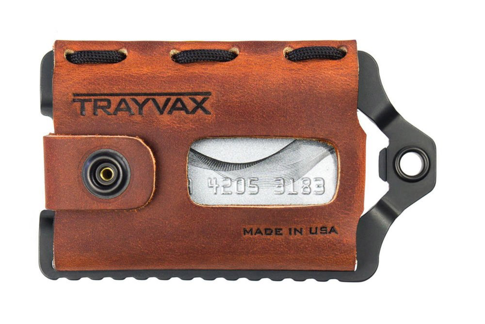 Trayvax Element Wallet