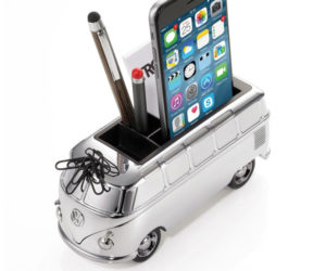 VW Bus Desk Organizer