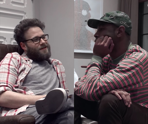 Tyler, The Creator Interviews Seth Rogen