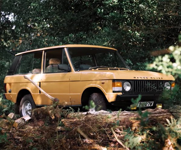 1981 Two-Door Range Rover