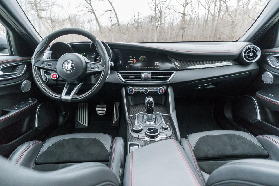 Driven: Alfa Romeo Giulia Quadrifoglio