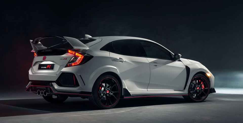 2018 Honda Civic Type-R - The Awesomer