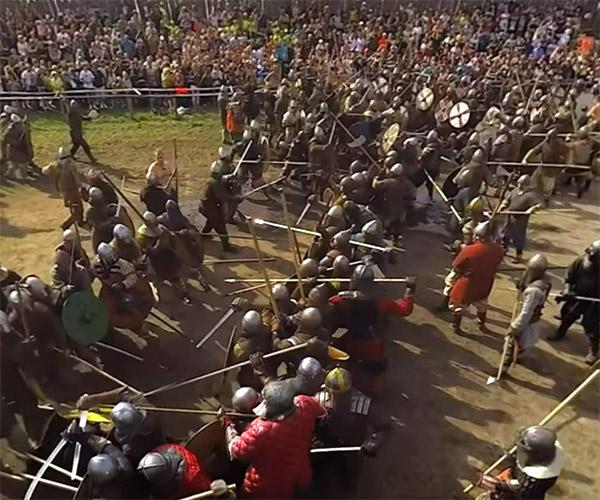 360° Viking Battle
