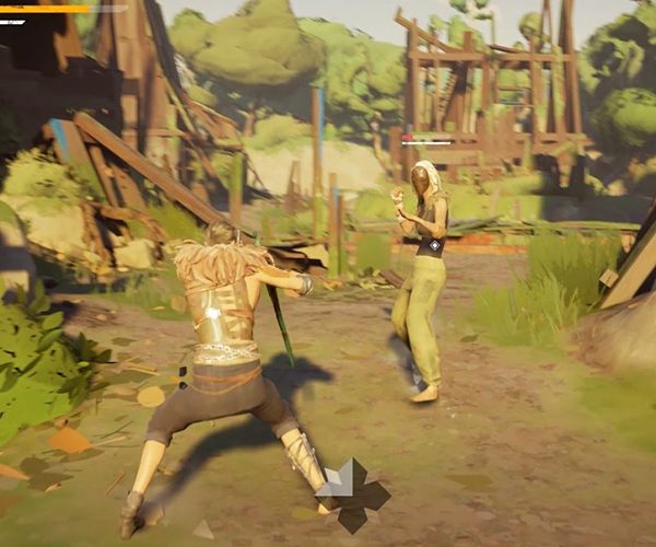 Absolver (Gameplay)