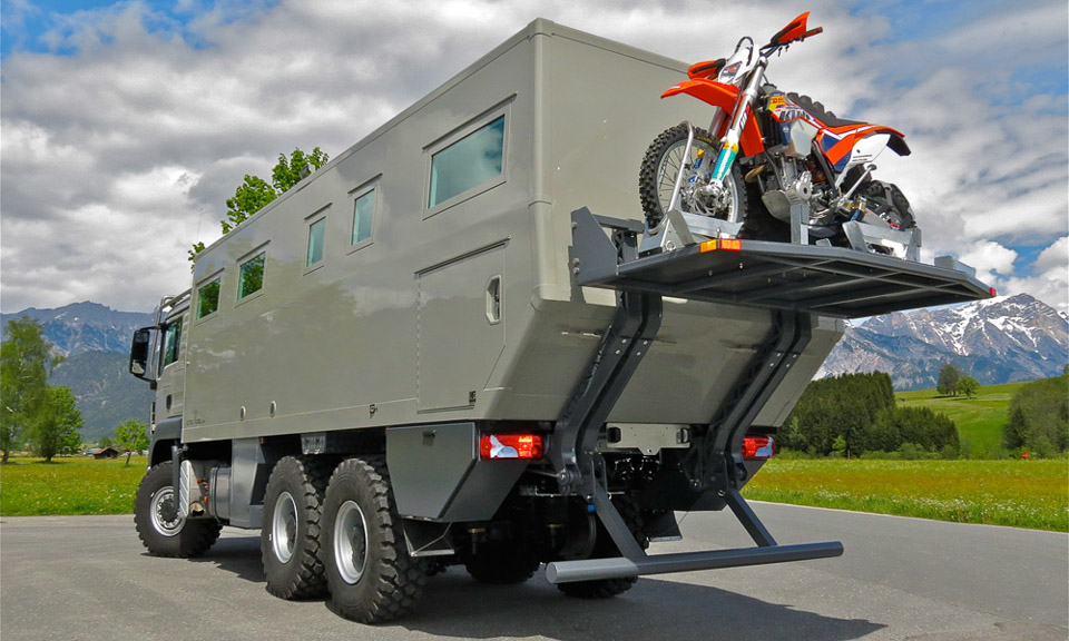 Action Mobil Globecruiser 7500