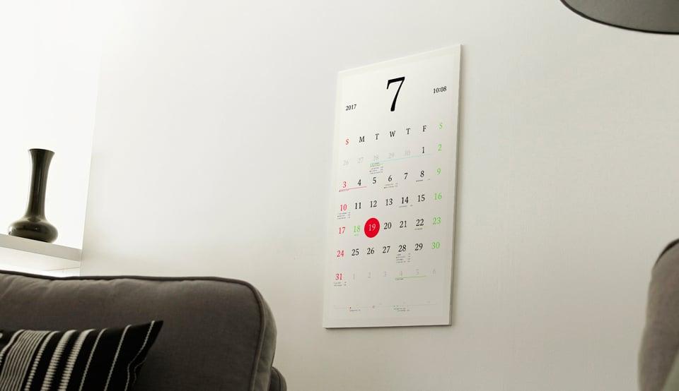 Android Magic Calendar Concept