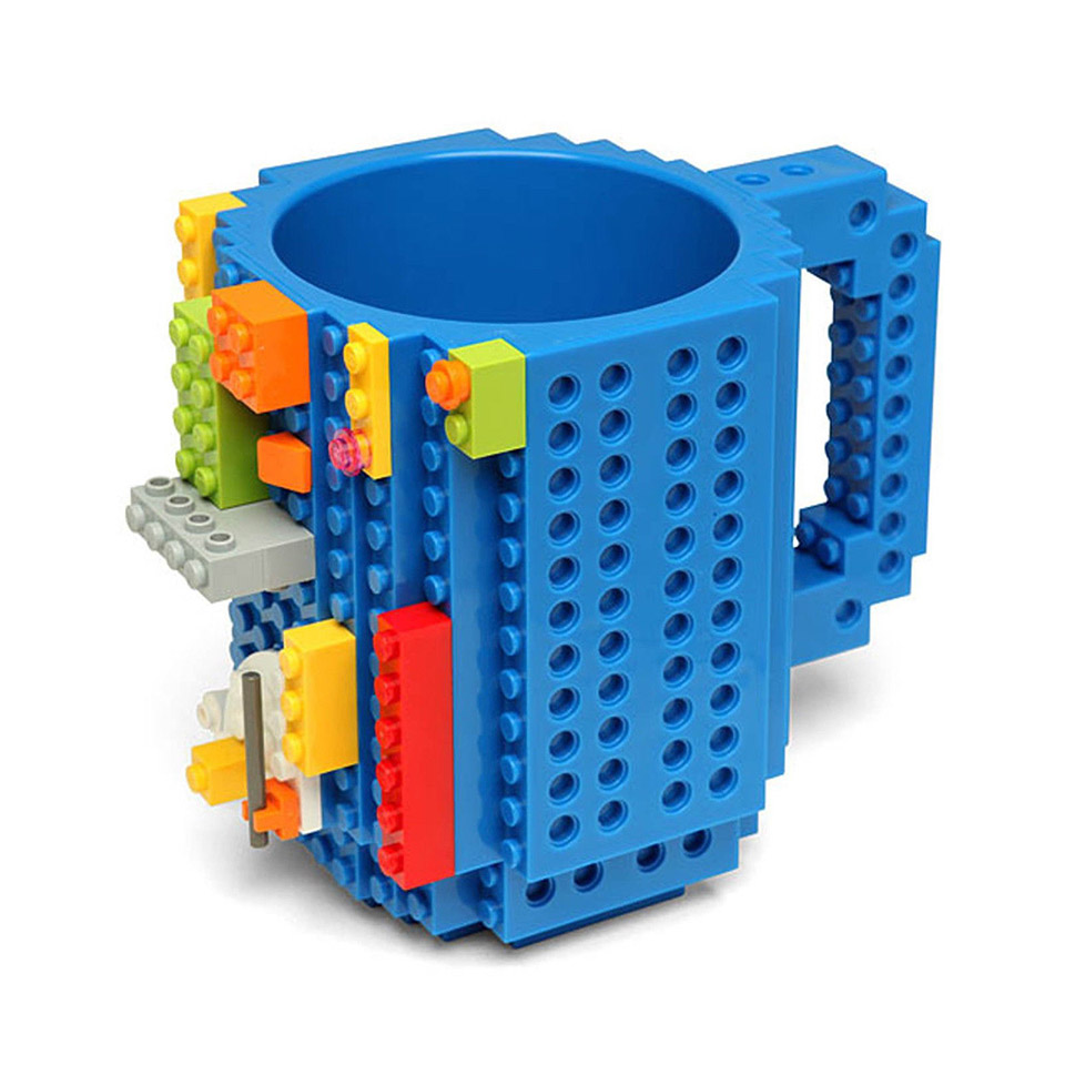 Deal: Build-on Brick Mug