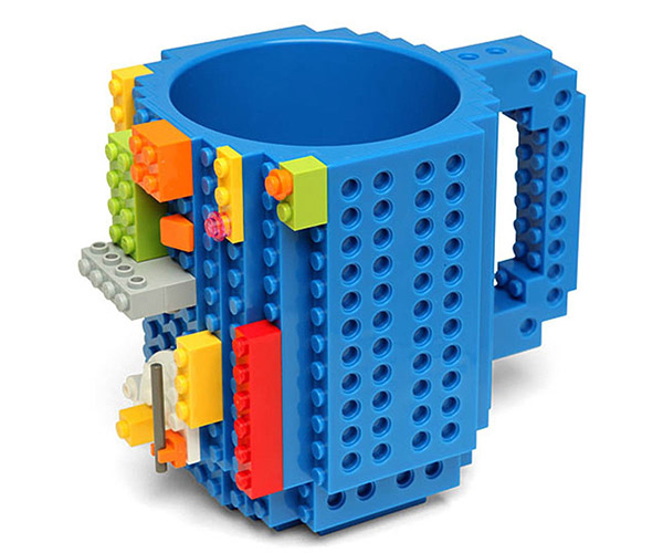 Deal: Build-on Brick Mug