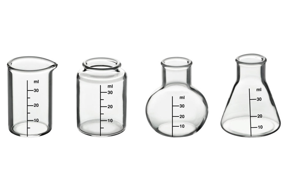 Chemistry Lab Shot Glasses