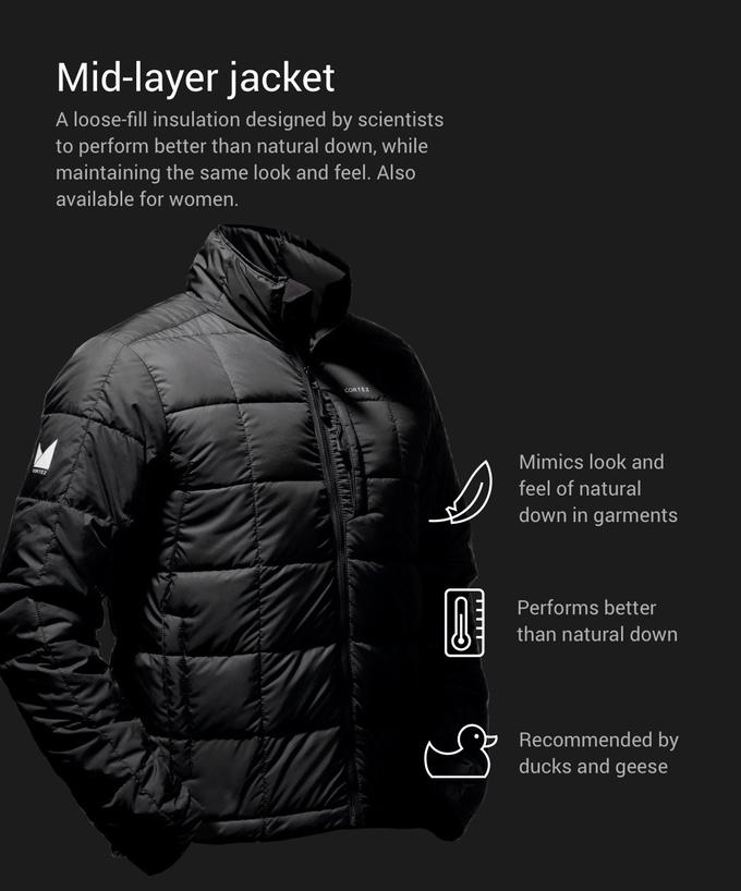 Cortèz Jacket