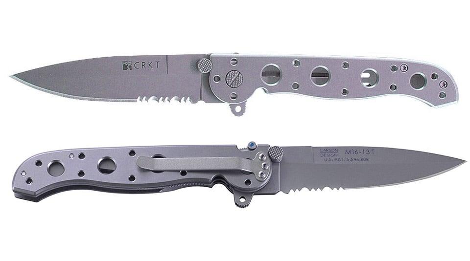 CRKT M16-13T Titanium Knife